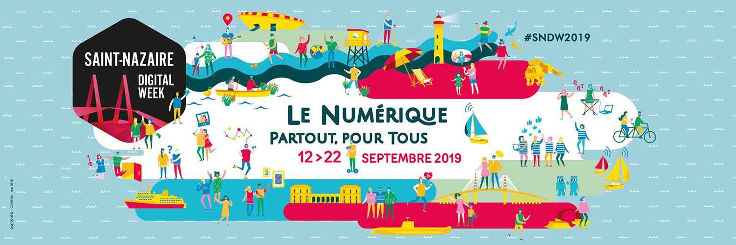 Saint-Nazaire Digital week 2018