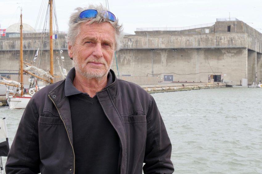 Bertrand Duval le directeur de la course The Bridge