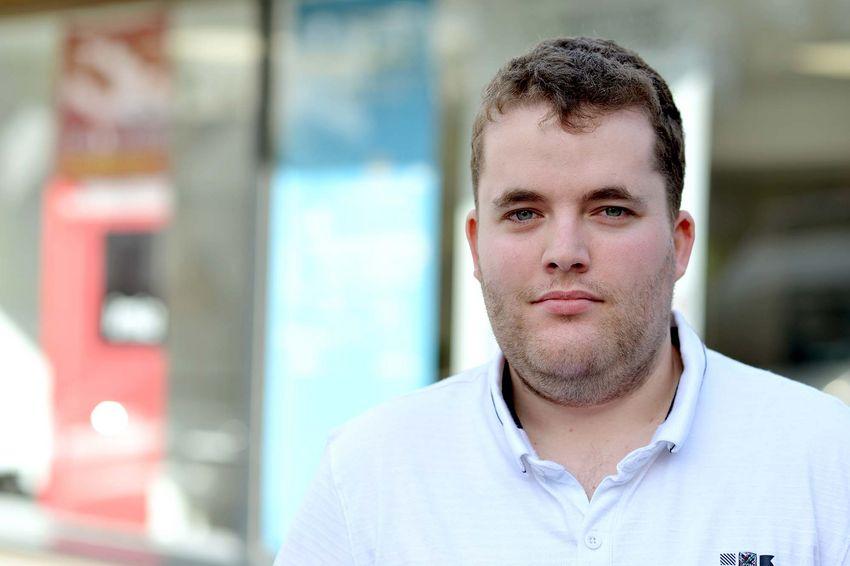 Maxime Bujeau, 25 ans