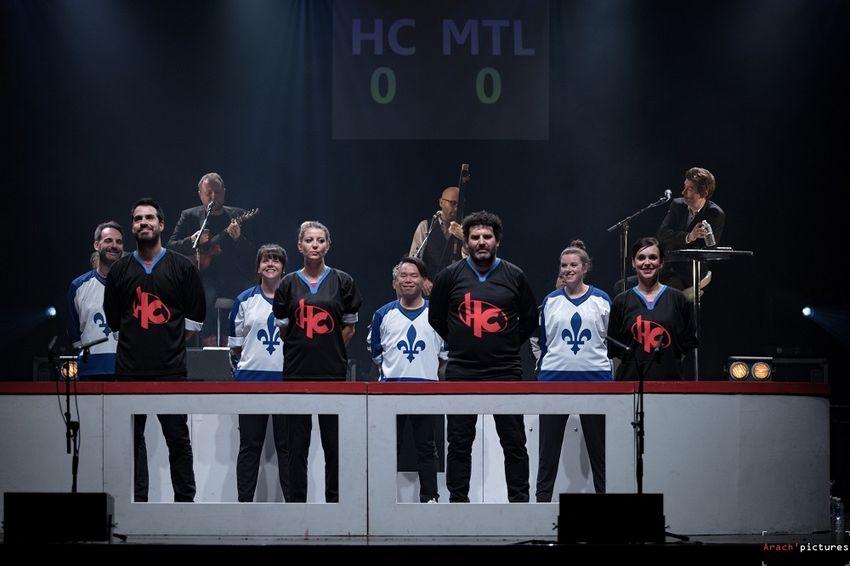 Hero corp versus Montréal
