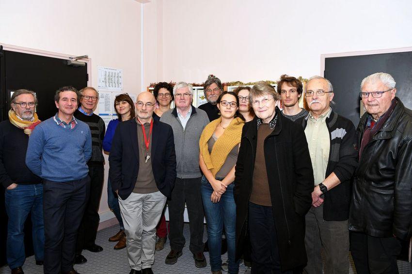 Le conseil du patrimoine réunit à la fois des personnes liées à la collectivité, des acteurs associatifs, des professionnels de la culture et du tourisme.