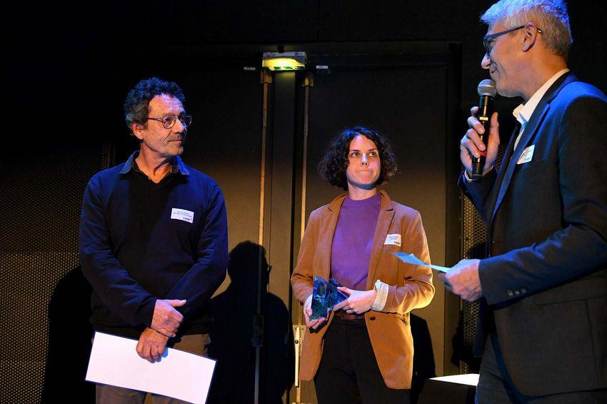 Trophée produit innovant :SEAWITLAB