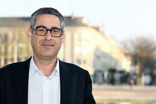 Christophe Cotta est adjoint au maire chargé de l'urbanisme, l'aménagement et la transition écologique.