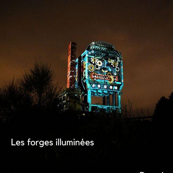 Les forges en lumières