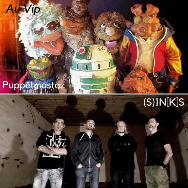 Puppetmastaz + (S)IN[K]S