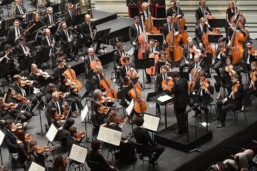L'orchestre national des Pays de la Loire. ONPL