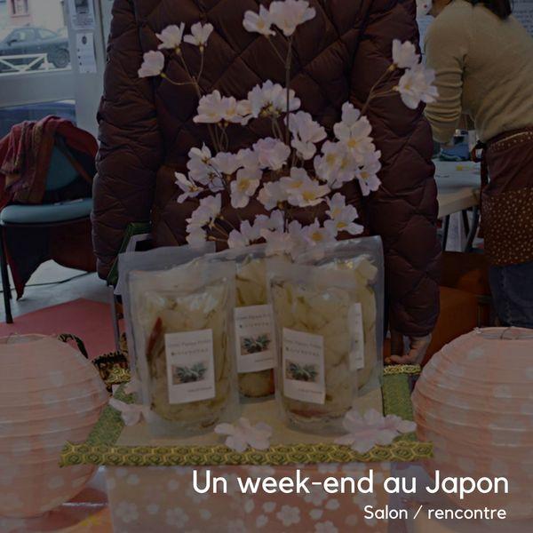 Un week-end au Japon.