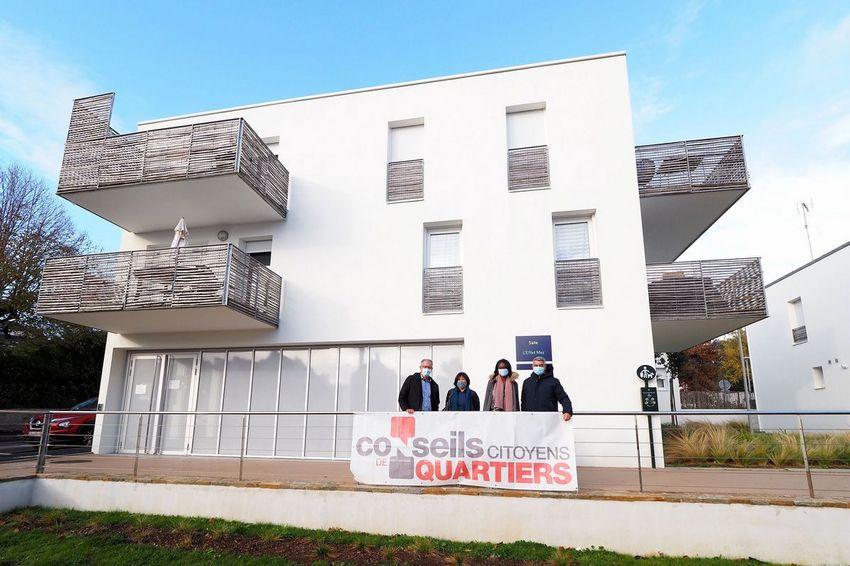 Salle l'Effet Mer : nouveau lieu de rencontres et d'activités au coeur de Saint-Marc-sur-Mer ©Martin Launay - Ville de Saint-Nazaire