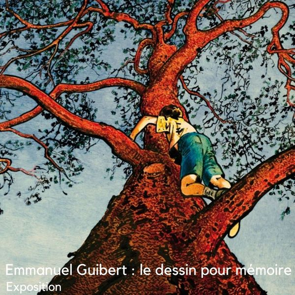 Emmanuel Guibert: le dessin pour mémoire