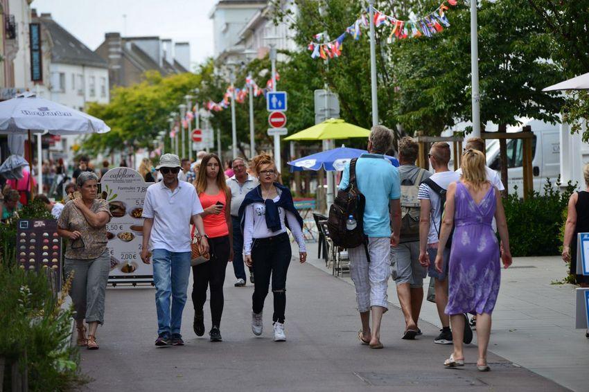 Calle rue de la Paix en Saint-Nazaire