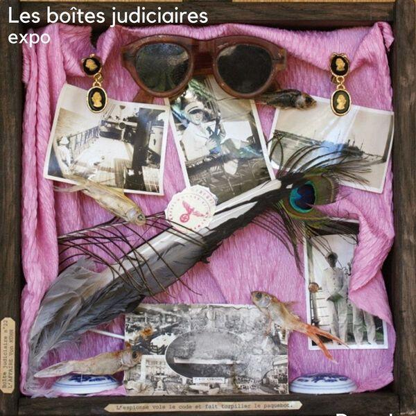 Les boîtes judiciaires