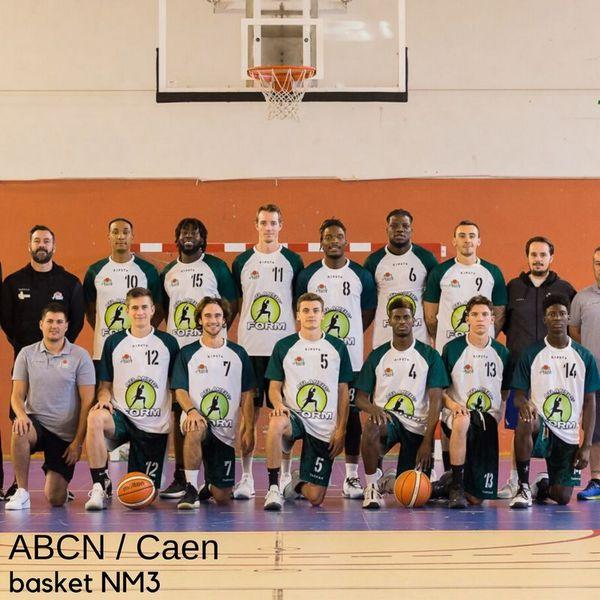Sport.Basket NM3 – ABCN / Caen