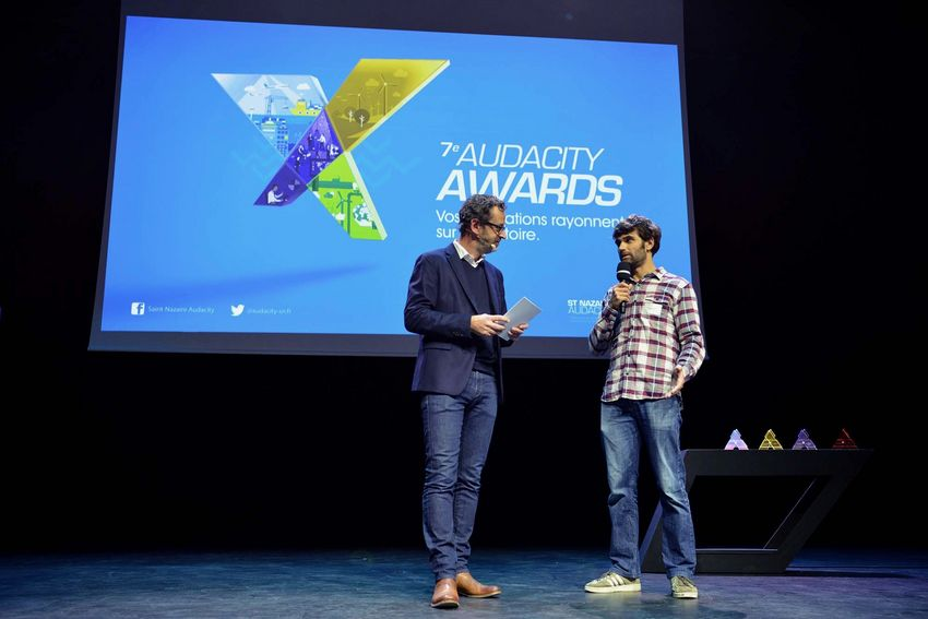 Trophée Produits innovants : Underwater