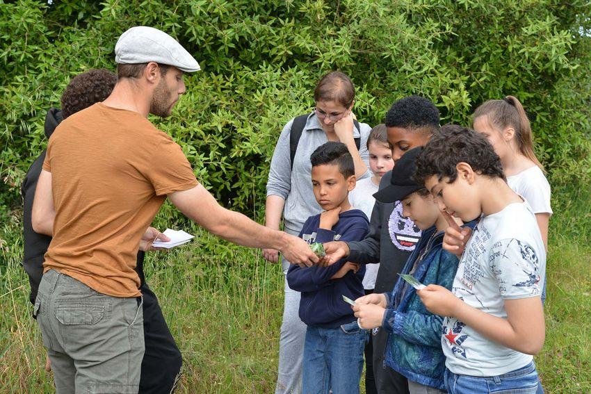 De nombreuses associations interviennent auprès des enfants avec le PEdT. (©Ville de Saint-Nazaire - Christian Robert)