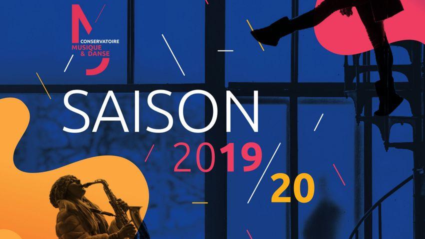 La saison culturelle 2019-2020 du Conservatoire de Saint-Nazaire