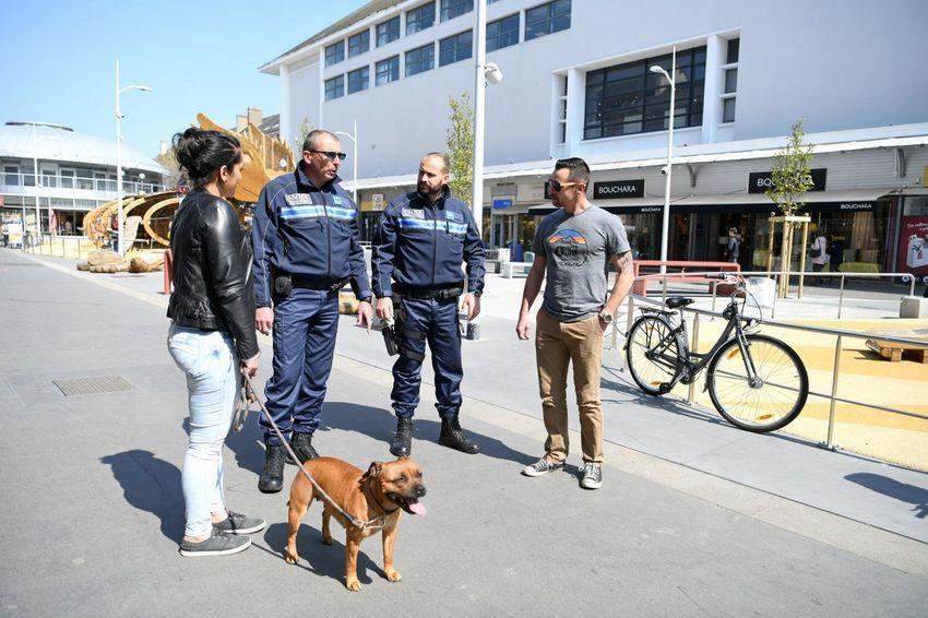 Les policiers municipaux exercent des missions de surveillance, de prévention et de sanction.