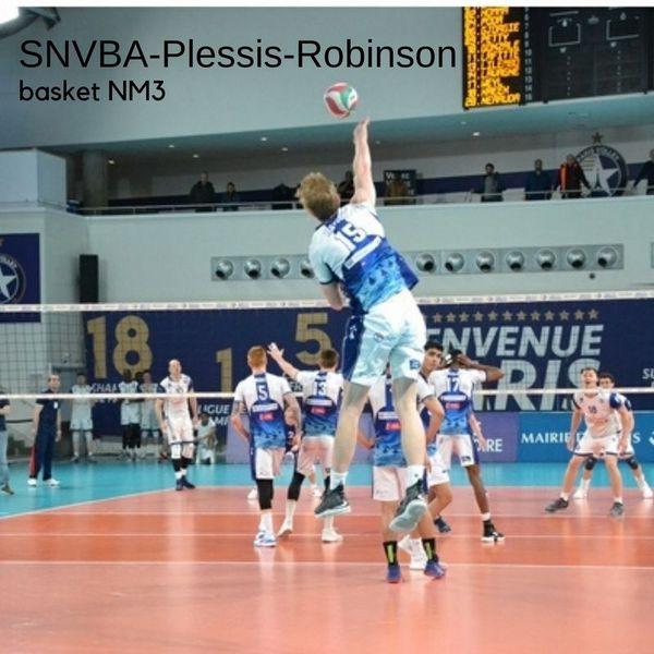 Sport. SNVBA / Plessis Robinson