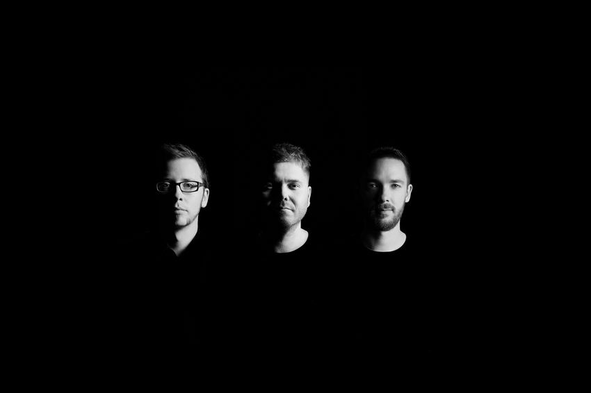 Gogo Penguin. © Linda Bujoli - Styling : Nicky Rybka Goldsmith.