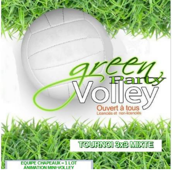 Green Volley