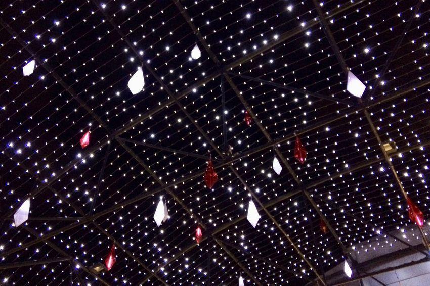 Les illuminations de Noël à Saint-Nazaire