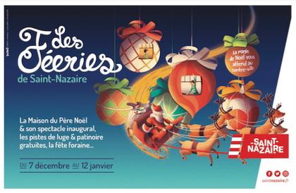 Les féeries 2019 de Saint-Nazaire