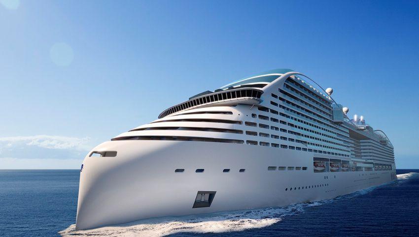 MSC Croisières a commandé 4 navires de la gamme World Class propulsés au GNL, dont le premier, le MSC Europa, est en cours de construction pour être livré en 2022.
