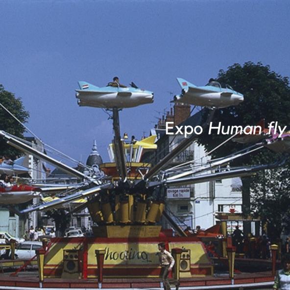 Human fly