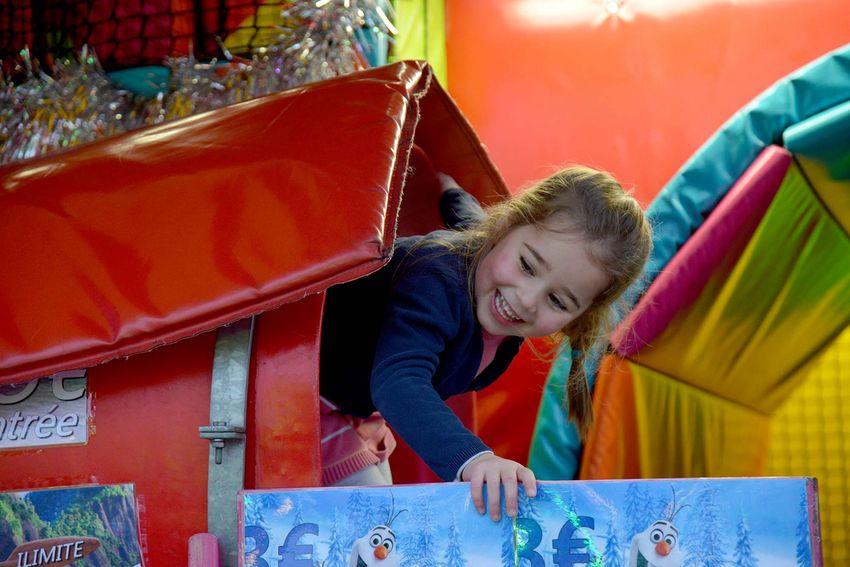La fête foraine a une offre de jeux pour les petits, comme pour les grands. (©Ville de Saint-Nazaire - Christian Robert)