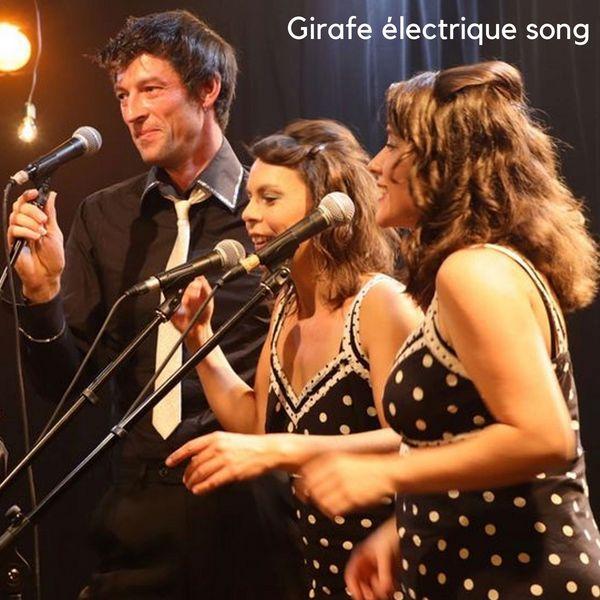 Girafe électrique song