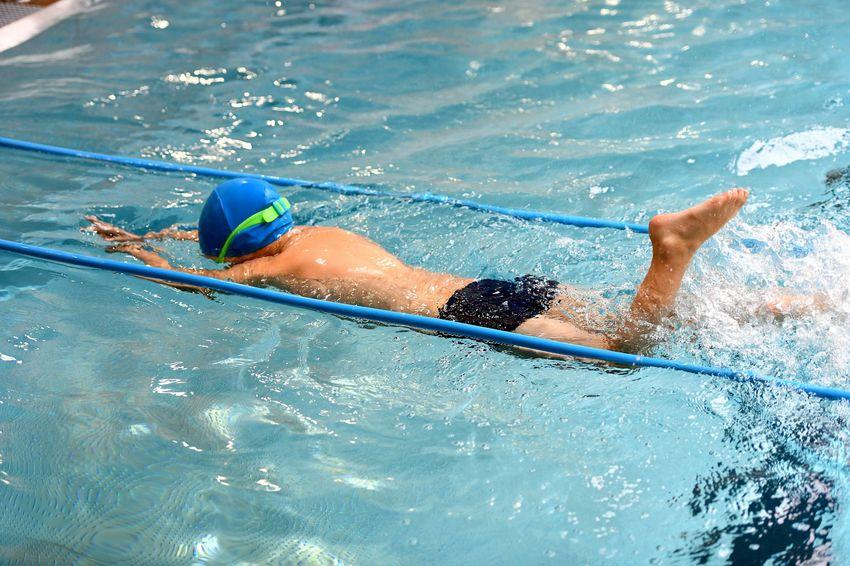 Cours de natation à Saint-André-des-eaux