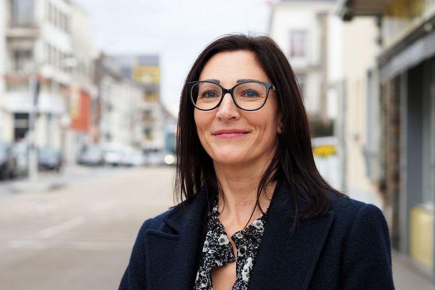 Stéphanie Lipreau, la nouvelle adjointe au maire de Saint-Nazaire chargée de la jeunesse. (©Ville de Saint-Nazaire - Martin Launay)