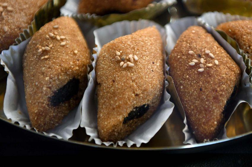 De l'entrée au dessert, le bar à couscous Assya propose de nombreuses recettes sur place et à emporter. (©Ville de Saint-Nazaire - Christian Robert)