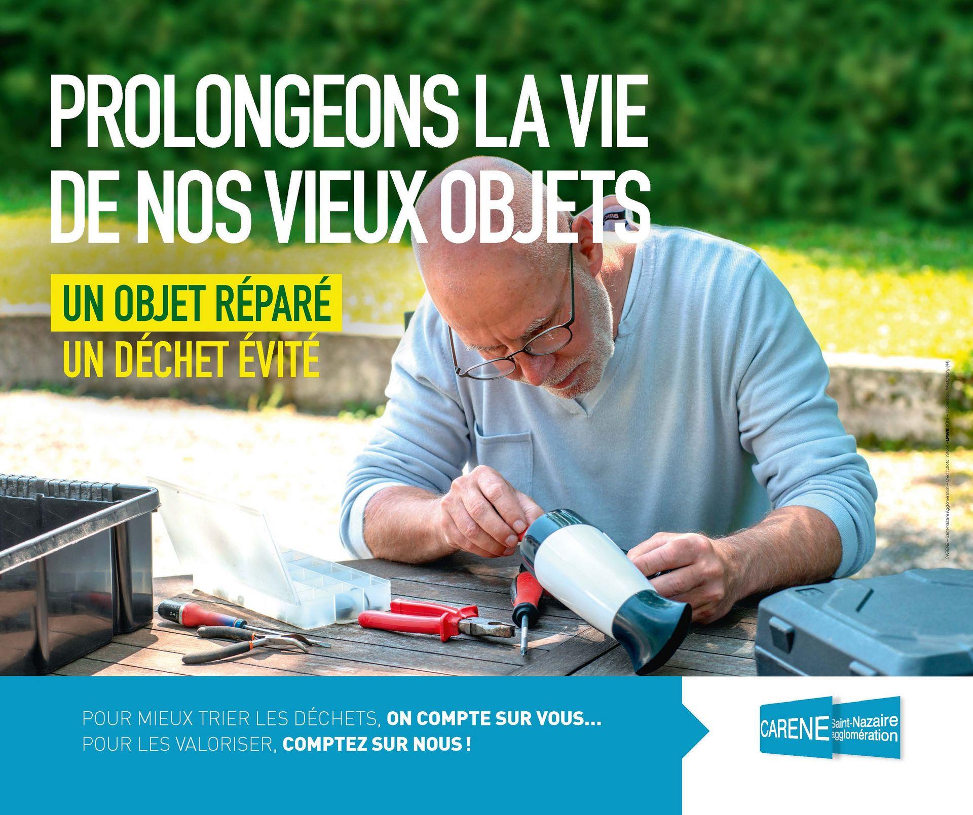 La Carene Aide Les Habitant E S A Donner Une Seconde Vie A Leurs Vieux Objets Saint Nazaire