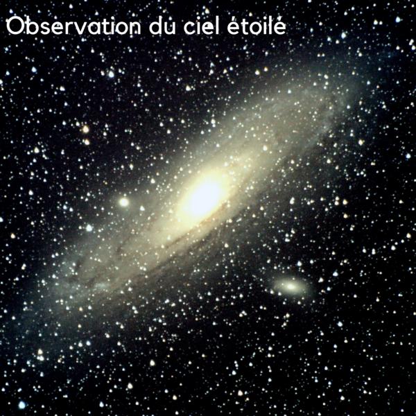 Observation du ciel étoilé