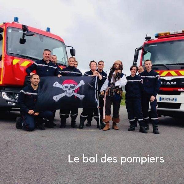 Le bal des pompiers
