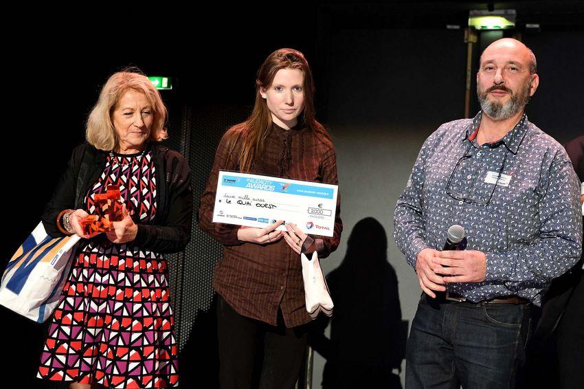 Trophée innovation sociale :QUAI OUEST