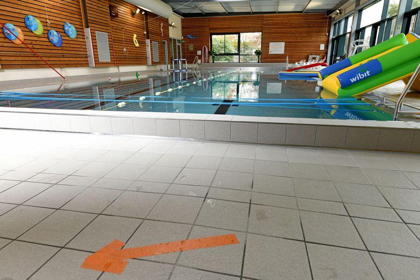 La piscine de Saint-André-des-Eaux est dotée depuis la rentrée d'un tout nouveau bassin en acier inoxydable qui garantit hygiène et facilité d'entretien.