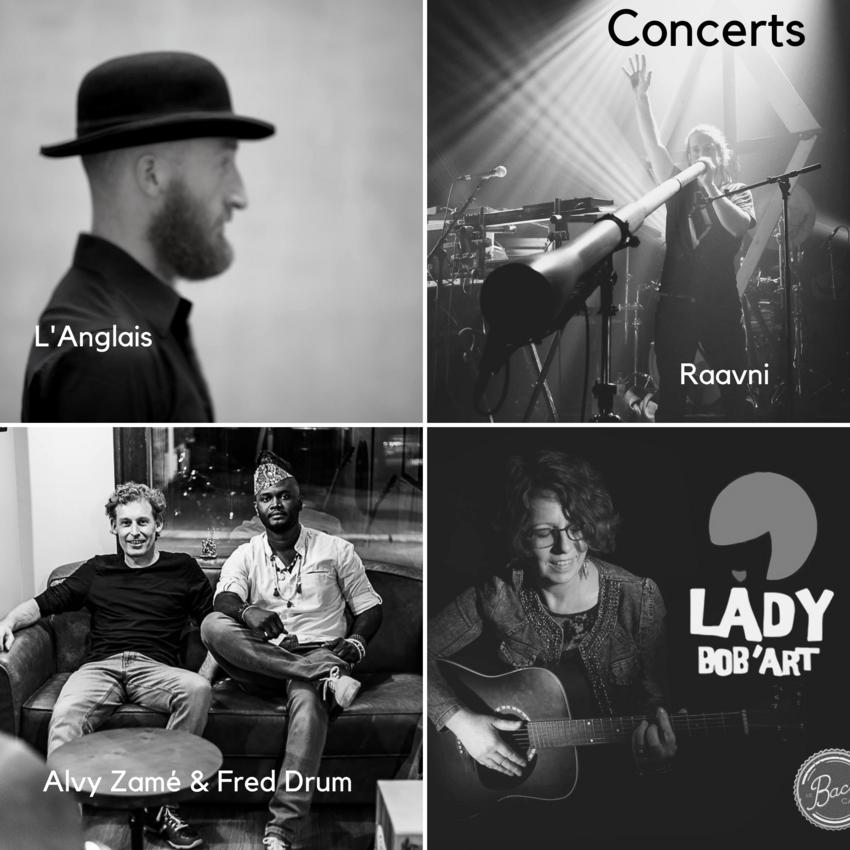 Concerts Saint-Nazaire