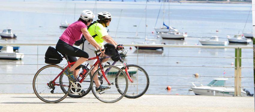 Tourisme et balade les itinéraires vélo