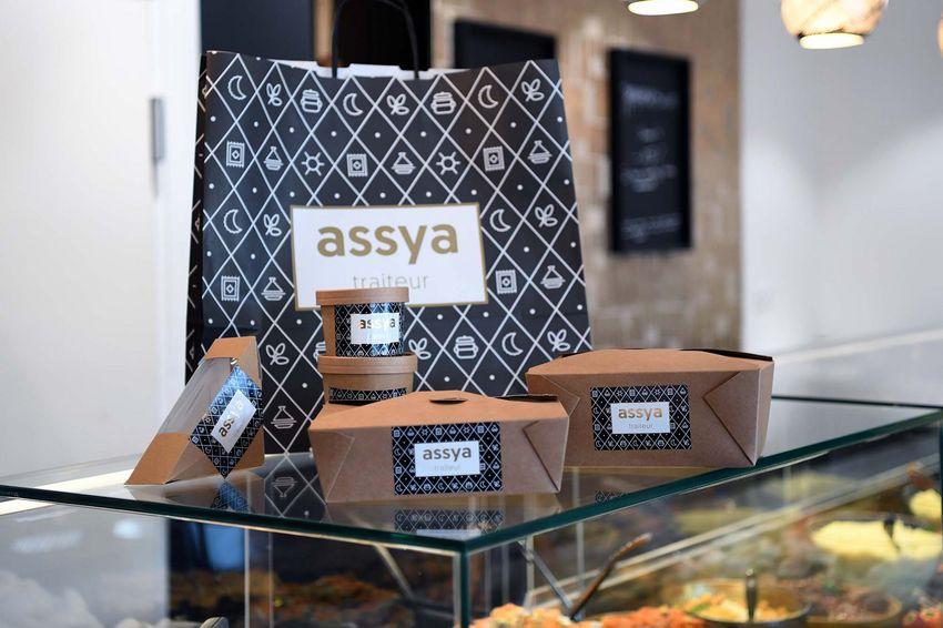 Le bar à couscous Assya a remplacé ses barquettes en plastique par du carton et encourage les clients à apporter leurs propres contenants. (©Ville de Saint-Nazaire - Christian Robert)