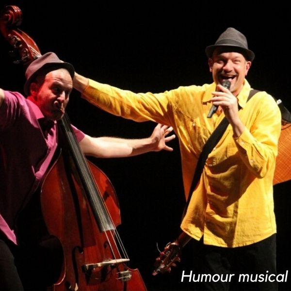 Humour musical