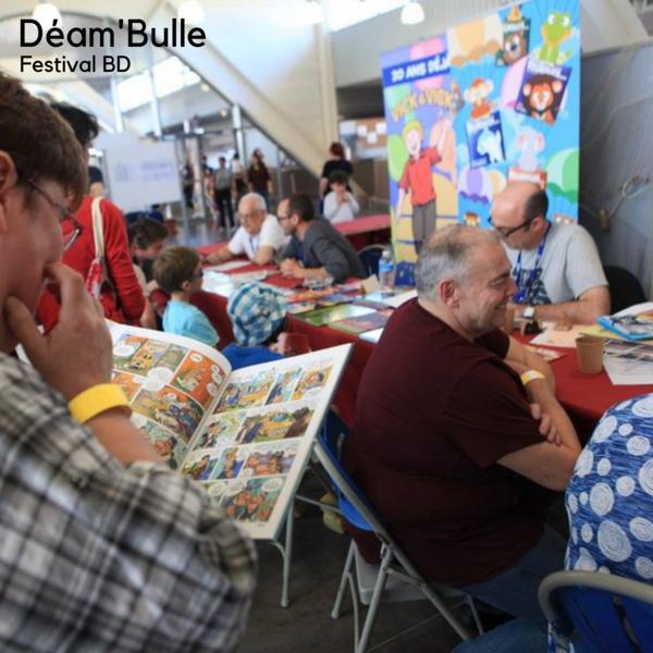 Festival BD Pornichet Déam'Bulle