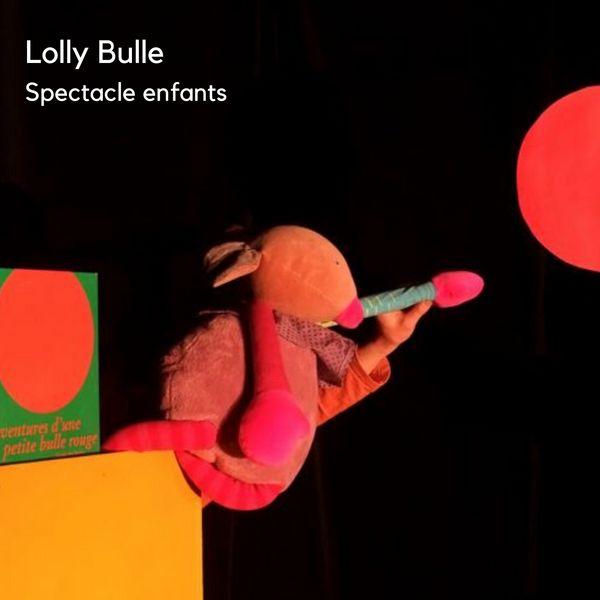 Loly bulle