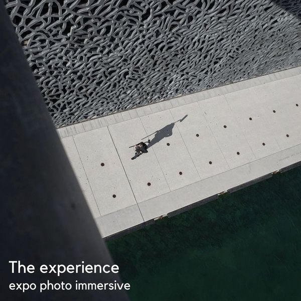 The Experience de StephenJ001, expo photo immersive