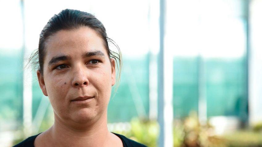 Julie Montagne, services espaces verts de Pornichet.