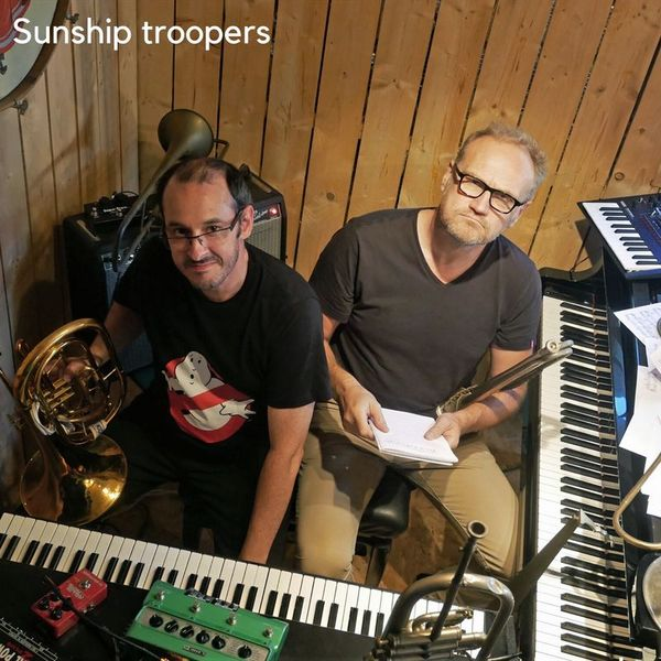 Sunship troopers