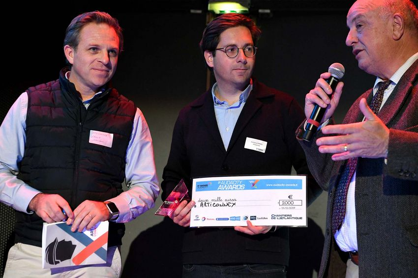 Trophée service innovant : ARTICONNEX