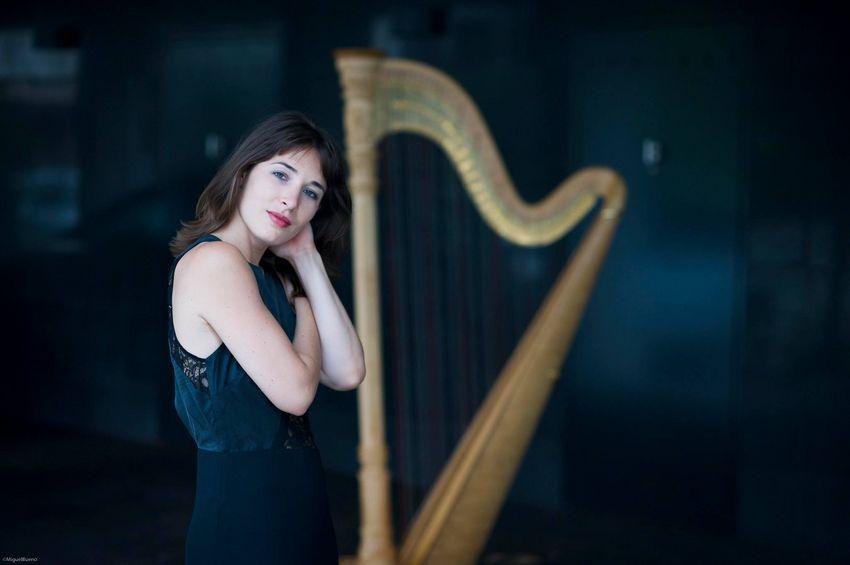 Concerto pour flûte et harpe, ven 25 à 20h30 au Théâtre avec notamment Anaïs Gaudemard.