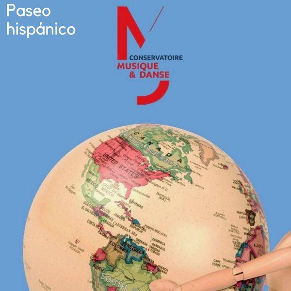 Paseo hispanico