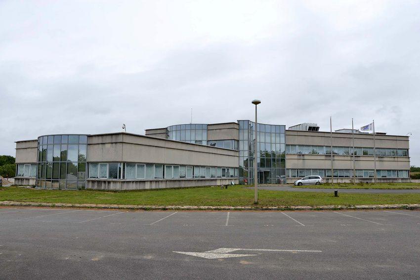 Emmaüs a racheté les locaux de l'ancien laboratoire pharmaceutique Galenix.